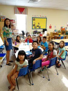 Third graders