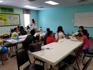 Greenville Chinese School STEM Classes