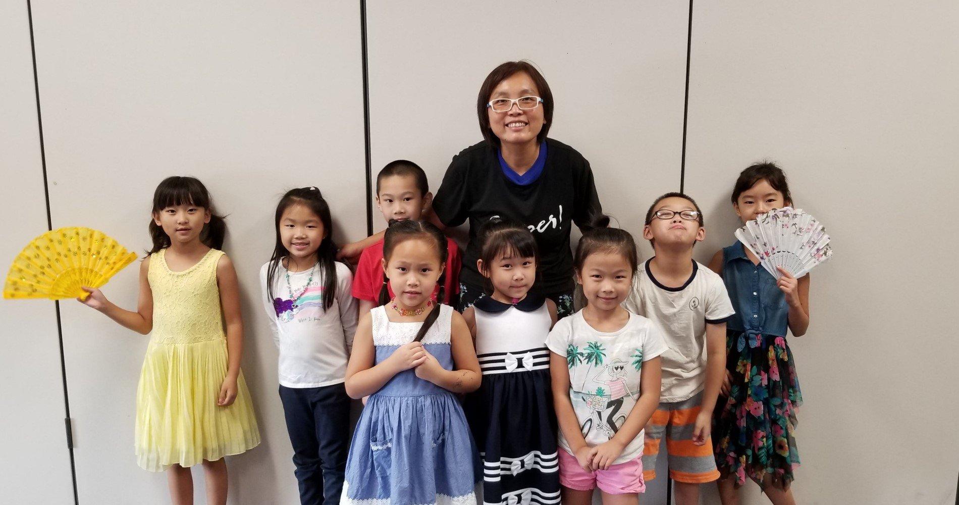 Greenville Chinese School Pinyin Class
